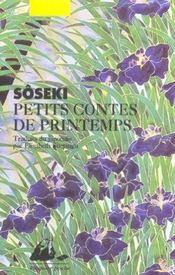Petits contes de printemps - Intérieur - Format classique