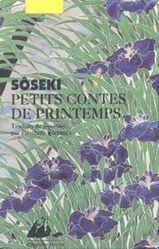Petits contes de printemps - Couverture - Format classique