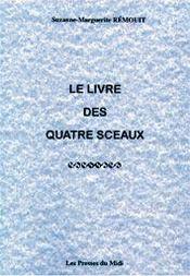 Le Livre Des Quatre Sceaux - Intérieur - Format classique