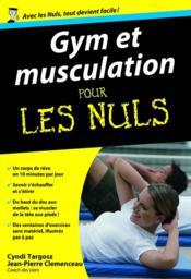 musculation pour les nuls pdf gratuit