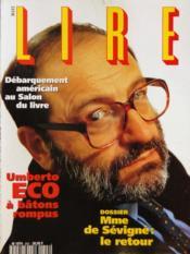 Lire N°243 du 01/03/1996 - Couverture - Format classique