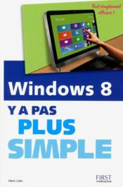 Vente  Y A PAS PLUS SIMPLE ; Windows 8  - Henri Lilen