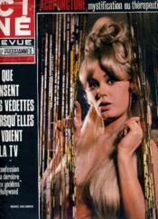 Cine Revue - Tele-Programmes - 51e Annee - N° 42 - Le Casse - Couverture - Format classique