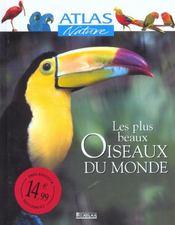 Les Plus Beaux Oiseaux Du Monde - Intérieur - Format classique