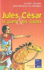 Jules César et la guerre des Gaules - Intérieur - Format classique