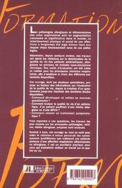 Qualite De Vie : Du Nez Aux Bronches - 4ème de couverture - Format classique