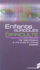 Enfants Surdoues En Difficulte - Intérieur - Format classique