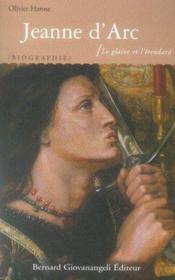 Jeanne D Arc - Couverture - Format classique