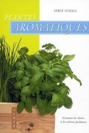 Plantes aromatiques - Couverture - Format classique