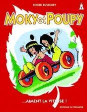 Moky et Poupy aiment la vitesse - Couverture - Format classique
