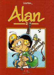 Alan t.2 - Couverture - Format classique