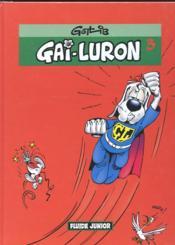 Gai-luron t.3 - Couverture - Format classique