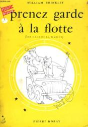 Prenez Garde A La Flotte (Les Gags De La Marine) - Couverture - Format classique