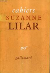 Cahiers suzanne lilar  - Collectif - Collectifs Gallimard
