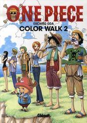 One piece color walk t.2 - Intérieur - Format classique
