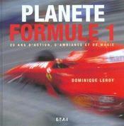 Planete Formule 1, 20 Ans D'Action, D'Ambiance - Intérieur - Format classique