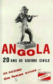 Angola, 20 Ans De Guerre Civile - Intérieur - Format classique