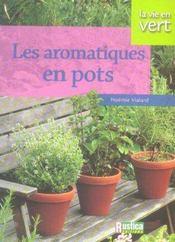 Les aromatiques en pots - Intérieur - Format classique