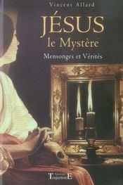 Le mystère jésus - Intérieur - Format classique