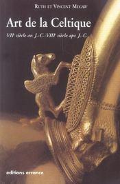 Art De La Celtique - Intérieur - Format classique