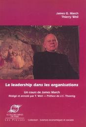 Le Leadership Dans Les Organisations - Intérieur - Format classique
