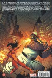Spider-man ; Spider-island - 4ème de couverture - Format classique