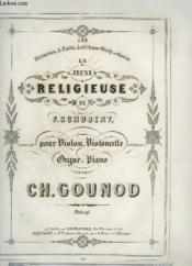 La Jeune Religieuse De Schubert - Piano + Violon + Violoncelle. - Couverture - Format classique