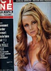 Cine Revue - Tele-Programmes - 51e Annee - N° 43 - La Vieille Fille - Couverture - Format classique