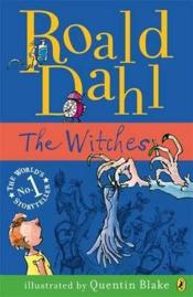 Vente livre :  THE WITCHES  - Roald Dahl