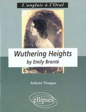 Wuthering Heights By Emily Bronte - Intérieur - Format classique