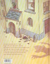 Ogre Tendre - 4ème de couverture - Format classique