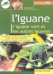 L'Iguane - Intérieur - Format classique