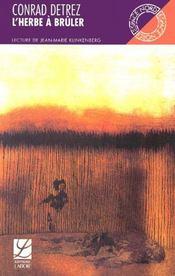 L'herbe à brûler - Intérieur - Format classique