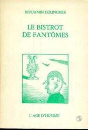 Le Bistrot De Fantomes - Couverture - Format classique