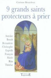 9 grands saints protecteurs à prier - Intérieur - Format classique