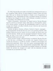 L'Oeil Du Voyageur - 4ème de couverture - Format classique