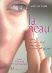 Peau (La) - Couverture - Format classique