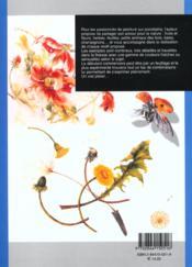 Peinture Sur Porcelaine Motifs Champetres - 4ème de couverture - Format classique