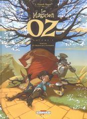 Le magicien d'Oz t.1 - Intérieur - Format classique