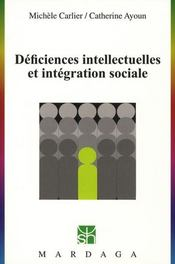 Handicap mental et intégration sociale - Intérieur - Format classique