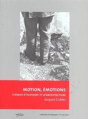 Motion Emotions - Intérieur - Format classique