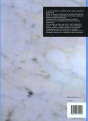 Guide Complet De La Sculpture Reedition - 4ème de couverture - Format classique