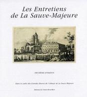 Les Entretiens De La Sauve-Majeure - Intérieur - Format classique