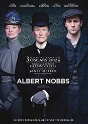 Albert Nobbs - Couverture - Format classique