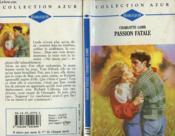 Passion Fatale - Guilty Love - Couverture - Format classique