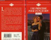 Une Princesse Pour Un Play Boy - Smoth Sailing - Couverture - Format classique