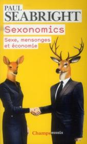 Vente livre :  Sexonomics  - Paul Seabright