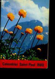 Calendrier Saint-Paul - Couverture - Format classique