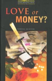 Vente  Love or money? niveau: 1  - Rowena Akinyemi