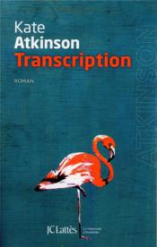 Vente  Transcription  - Kate Atkinson